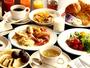 朝食バイキング・イメージ(和洋50種類の豊富なシェフ特製健康メニュー)