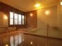 ◆大浴場◆広々としたお風呂で体の芯から温まります。寺泊で唯一、2種類の源泉をお楽しみ頂けます。