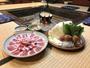 【お食事】おすすめ★ボタン鍋コース