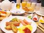 【朝食バイキング】しっかり朝ごはんで元気な一日のスタートを!