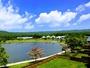 湖畔を望む絶好のロケーション「レイクサイドドッグヴィラ」