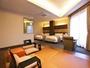 【和洋室 type-A(テラス付)】50平米の広いお部屋でごゆっくりとお寛ぎ頂けます