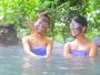 顔にも髪にも使える天然100%の【泥パック】は泥湯の美肌効果をさらに高める高保湿♪