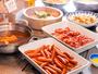 あけびの実の朝カレー、とっても人気です!これがお目当てのお客さまもいらっしゃるぐらい♪