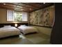 七つある客室は全て趣を異にし、設えもそれぞれに表情を変えております。
