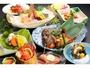 (お料理一例、イメージ)男鹿の山海の幸で作る郷土料理をお楽しみ下さいませ。