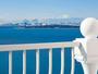 ◇デラックスルーム:バルコニーからの眺望(イメージ/一例)