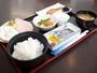 おかげさまでじゃらんnet能代市内【朝食】No1!お米も納豆も安心の地元能代産。 魚と小鉢は日替わり♪