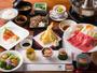 当館一番人気!【恵比寿御膳(大人)】は飛騨牛料理をメインにゆっくりお召し上がりいただけます。