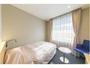 シングルルーム◆13平米◆130cmのセミダブルベッド