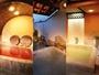 4種類の貸切風呂と2つの貸切温泉露天風呂はいずれも無料♪ 湯-ったりとお寛ぎください。