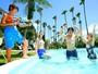 夏にはプールも営業してます。宿泊の方は無料♪子ども用プールもあります