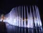 目の前で光の噴水が躍動する、華麗な「ウォーターマジック」