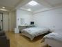 【ツインルーム】セミダブルベッドでゆったり快眠