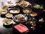 シェフ自慢の和風会席料理味覚膳 一例