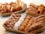 レストランでは岡山木村屋ベーカリー直送の焼き立てパンをご用意!!