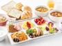 【朝食ビュッフェ】具たくさんのこだわりスープや種類豊富なサラダバー。朝食は元気の源です!