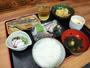 *【夕食一例】屋久島の郷土料理を取り入れた主人手作りの料理