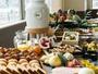 【朝食】地場産食材を使用した自慢の朝食