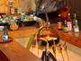 【別邸食事処】囲炉裏端、又は囲炉裏のある広間の個室となります。選べません。