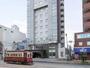 市電「五稜郭公園前停」&函館空港へのバス停徒歩1分☆1階コンビニ