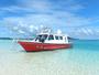 *【はての浜】東洋一の美しさと言われる無人島(泊フィッシャリーナから船で約20分)