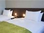 ツインルームソファーベッド追加で3名まで利用可能ベッドサイズ 110×195