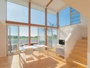 east cottage livingroom