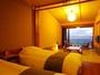 【波の抄/3-5階】お部屋の眺望は大海原です。