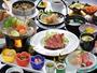 『四季彩』宿泊プランのお食事♪