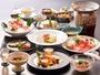 料理グレードアッププラン夏のイメージ
