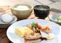 和洋朝食バイキング♪写真は一例です。