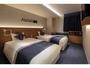 スーペリアツイン(一例)【20.3平米- ベッド幅:110cm×2台】