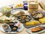 ★朝は和食派はコチラ⇒日本料理【浜風】の朝食バイキング