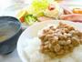 ご飯・お味噌汁・飲み物はおかわりご自由☆パンもご用意しております。