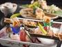 【料理イメージ】献立は毎月変わります。その時の旬をお楽しみくださいませ。