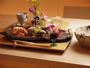 東北、山形、そして銀山の四季折々の素材や御料理の数々をお愉しみください。