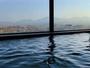 内湯からも阿蘇の美景をお楽しみいただけます。