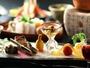 ≪創作和食会席≫季節替わりの献立で、旬の味覚をお楽しみください。