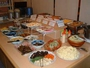 たくさんのおかず達が並ぶ!¥565モーリス自慢朝食バイキング★