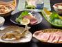旬の素材をふんだんに取り入れた上州和食膳は3名様まで(お子様を含む)お部屋食です。