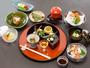 京会席料理の一例です