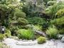 四季を映し出す庭園。