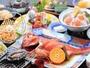 【元祖・金目鯛熱海煮】(金目鯛は2-3名様に1尾)アワビ&コラーゲン入り2色鍋☆花車の膳