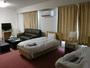ご家族やグループでのご旅行にお勧めの4名様部屋です。