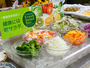 朝食改革宣言!健康には朝サラダ。