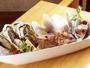 【ビュッフェ】シェフ特製メインディッシュ『季節の海鮮盛り合わせ』(2名様盛り一例)
