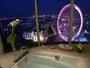 ラグジュアリーオーシャンツインから見るみなとみらいの夜景(ヒ゛ューハ゛ス)