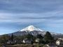 当館から見える富士山
