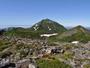 東大雪にある標高2,013mの二ペソツ山